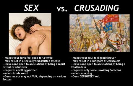 crusades deus_vult humor list sex // 960x622 // 115.8KB