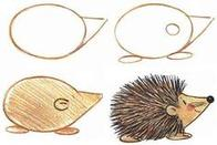 hedgehog how_to_draw // 236x158 // 8.9KB