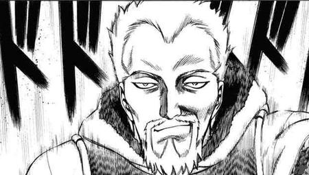 goatee manga reaction smug viking vinland_saga // 629x356 // 102.3KB