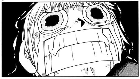 bw manga reaction tears // 631x357 // 55.3KB