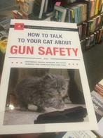 book cat cover gun safety // 600x800 // 48.2KB