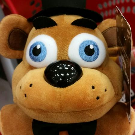 bear five_nights_at_freddys freddy_fasbear hat photo // 885x885 // 85.2KB