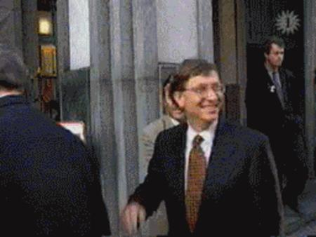 animated bill_gates humor pie // 256x192 // 1.8MB
