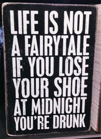 drunk humor sign // 456x625 // 52.7KB
