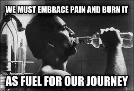 booze bw fuel motivational pain // 500x340 // 32.3KB