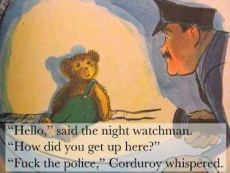 corduroy fuck_the_police police teddy_bear // 400x300 // 17.9KB
