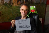 dragon feminism jordan_peterson kermit sign // 1000x667 // 148.6KB