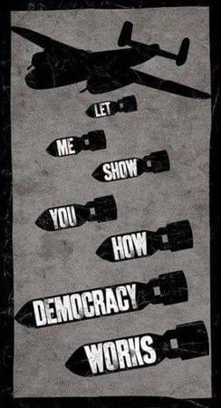 bomb bw democracy // 320x591 // 30.2KB