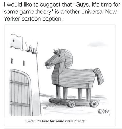 bw comic game_theory humor trojan_horse troy // 1102x1158 // 105.6KB