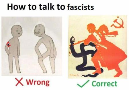 bayonette fascist how_to humor political // 750x525 // 29.9KB