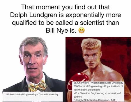 bill_nye dolf_lundgren education humor science // 960x754 // 74.7KB
