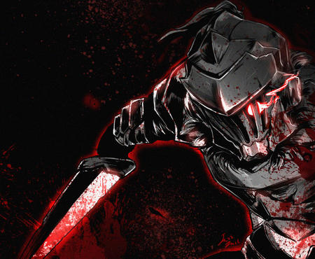 armor blood goblin_slayer helmet sword // 1024x843 // 280.9KB