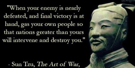 humor quote sun_tzu syria usa // 456x231 // 24.8KB