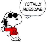 awesome joe_cool snoopy sunglasses // 1024x941 // 261.8KB