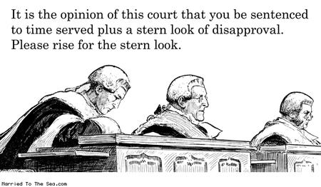 bw court disapprove judge reaction // 650x378 // 43.2KB