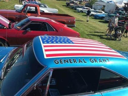 car dukes_of_hazzard flag general_grant humor photo // 960x720 // 118.4KB