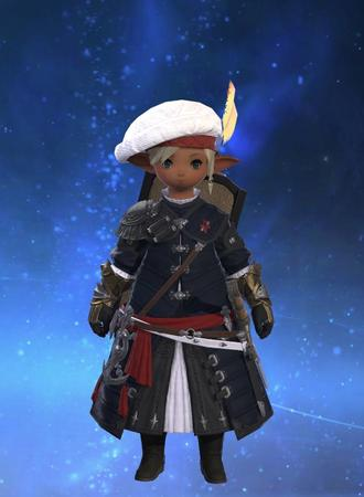 Adelina_Wyght FFXIV hat lalafell paladin screenshot // 640x873 // 44.1KB