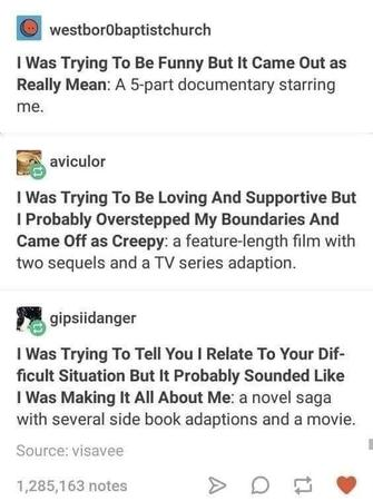 awkward documentary film humor novel // 564x757 // 42.7KB
