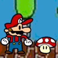 animated mario shrooms // 150x150 // 57.2KB
