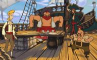 animated dance monkey_island pirate // 450x282 // 253.3KB