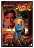 braids cammy chun-li cover street_fighter twintails // 450x626 // 92.3KB