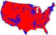 2004 america bush election kerry map political // 696x436 // 89.7KB