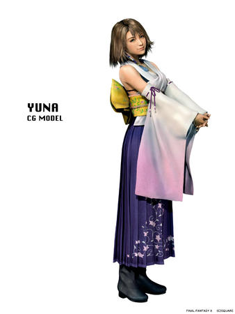 cg ffx high_res yuna // 2100x2800 // 547.7KB