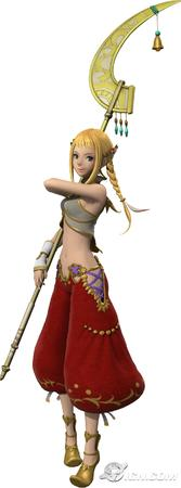 blonde braids ffxii high_res penelo staff // 1016x2739 // 187.9KB