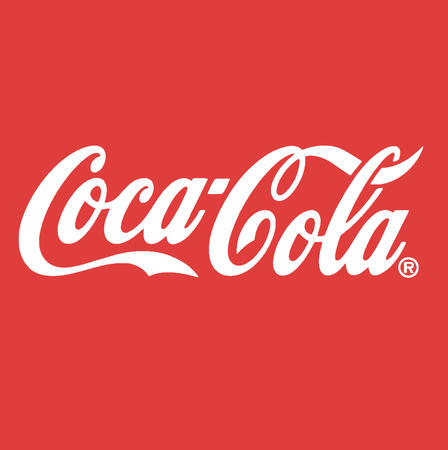 coca-cola high_res logo monochrome // 1509x1515 // 177.3KB