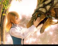 blonde cg chocobo ffiii // 1280x1024 // 552.7KB