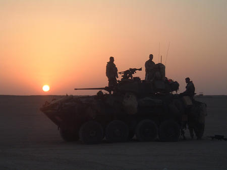 america atc high_res iraq photo silhouette // 2048x1536 // 1.2MB
