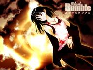 brunette school_rumble tank_top yakumo // 1024x768 // 284.3KB
