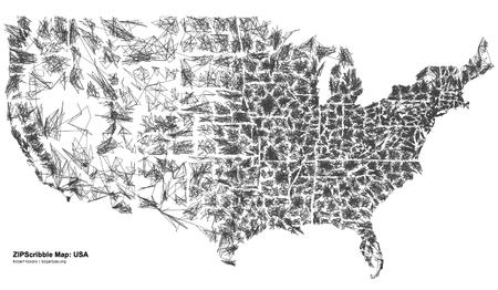 america bw map scribble zip_codes // 1676x977 // 744.9KB