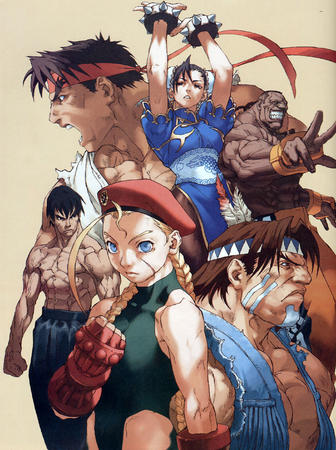 beret braids cammy chun_li gloves group headband high_res ryu street_fighter // 1948x2612 // 984.4KB
