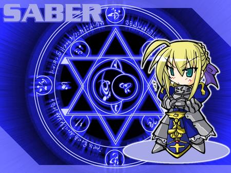 armor blonde desktop fate saber super_deformed sword // 1024x768 // 591.5KB
