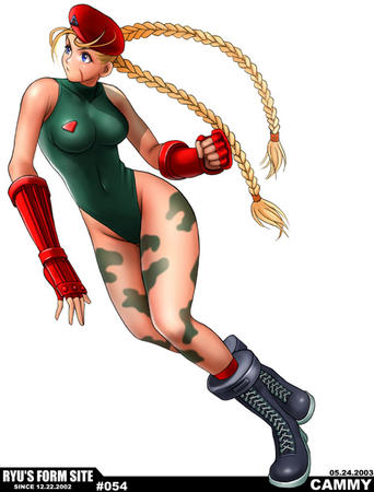 beret blonde boots braids cammy gloves street_fighter // 486x640 // 74.9KB