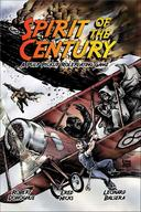 biplane cover gorilla spirit_of_the_century // 578x866 // 192.2KB